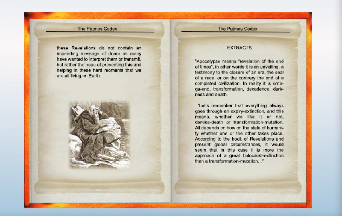 "Extracts ""The Patmos Codex """